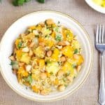Hawaiian Quinoa Bowl {GF & Vegetarian} - Food Faith Fitness