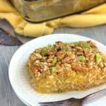 Spaghetti Squash Casserole: Chicken Noodle Style {Lower Carb, Low Calorie & Low Fat}