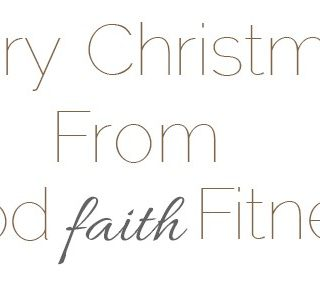 Merry Christmas from FFF!