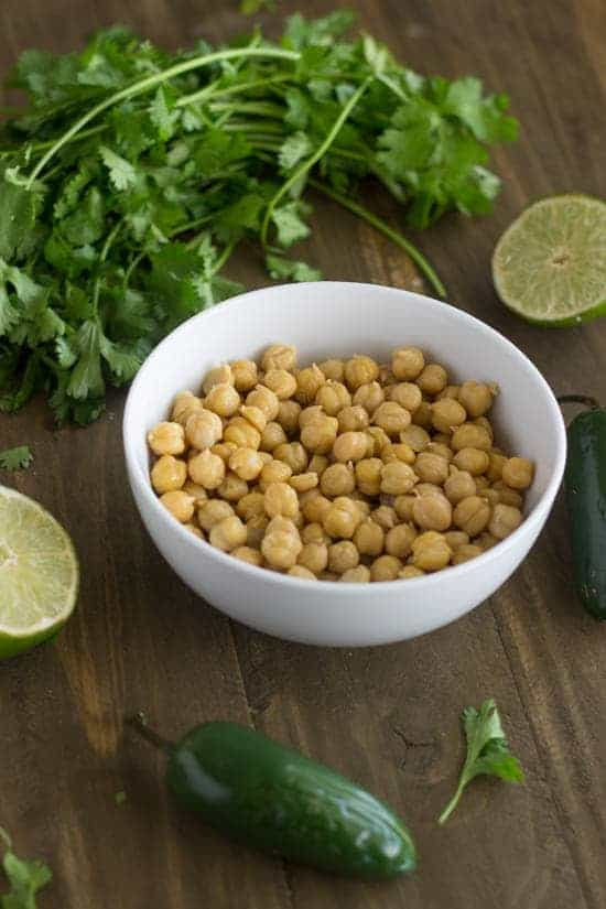 Hummus Recipe with Jalapeno and Lime {Easy} - Food Faith ...