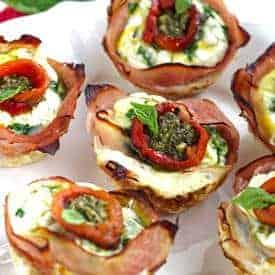 Mediterranean Egg Cups