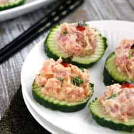 Spicy Tuna Bites