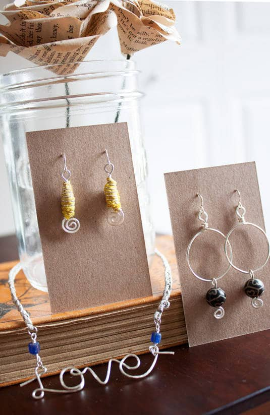 Fair Trade Jewelry Giveaway - Food Faith Fitness