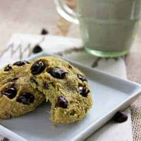 avocadochocolatechipcookies