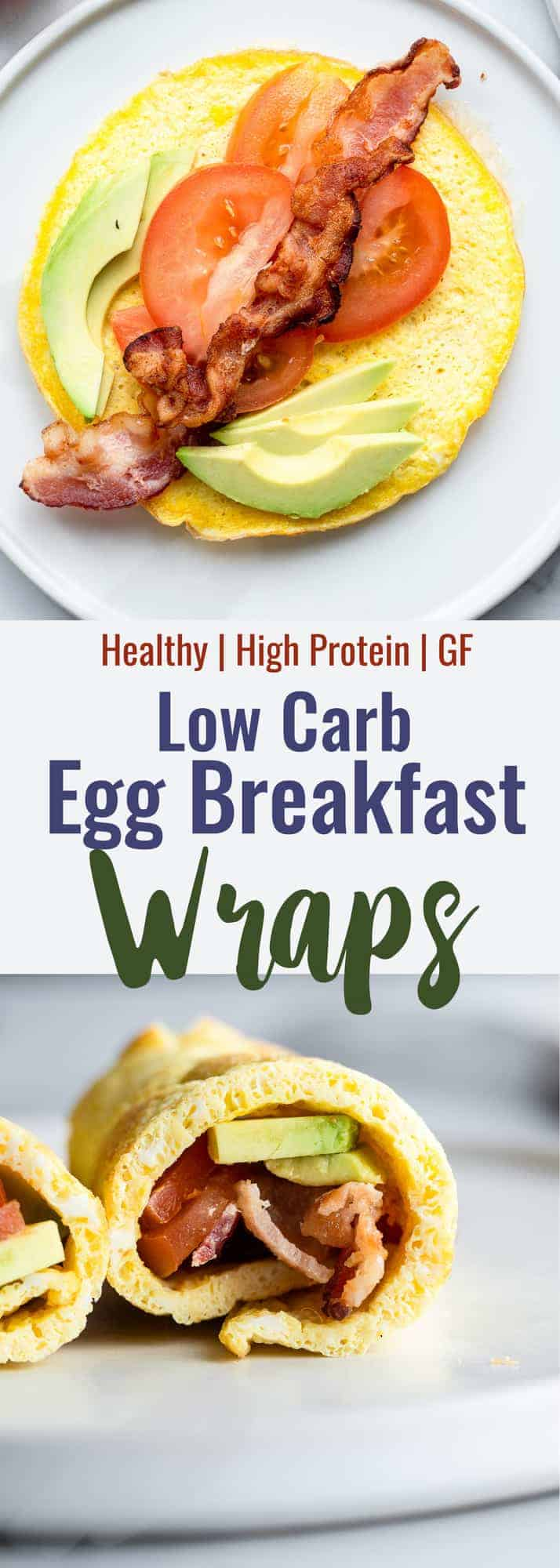 keto low carb egg wraps