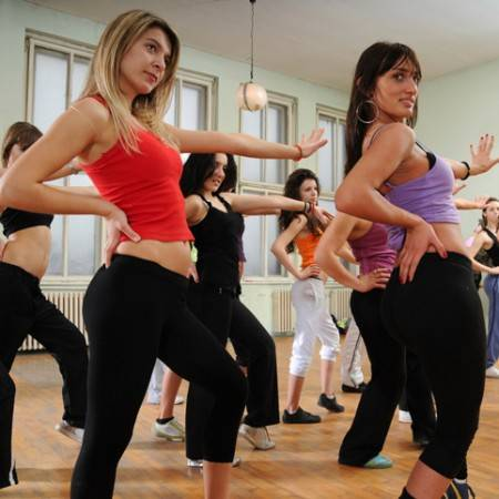 Zumba Class Review - Food Faith Fitness