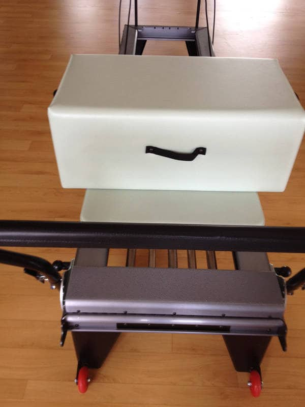 Pilates On The Reformer Review - Food Faith Fitness