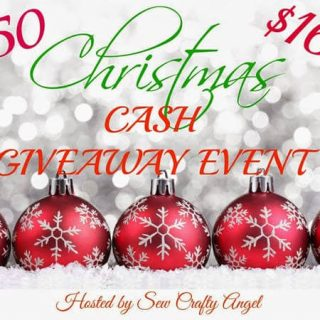 $1650 Christmas Cash Giveaway! - Foodfaithfitness,com