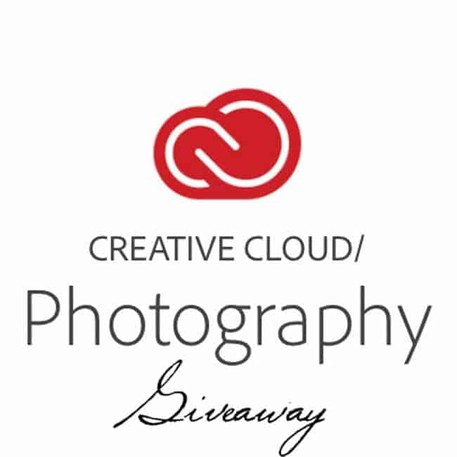 Creative Cloud Photograph Plan Giveaway | Foodfaithfitness.com |