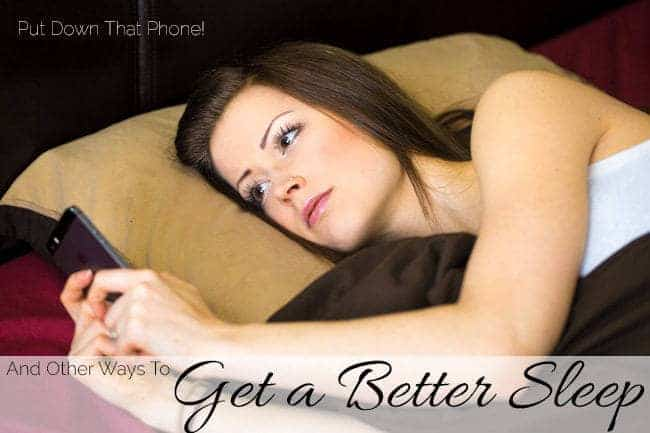 Simple Ways To Get More Sleep | Foodfaithfitness.com |