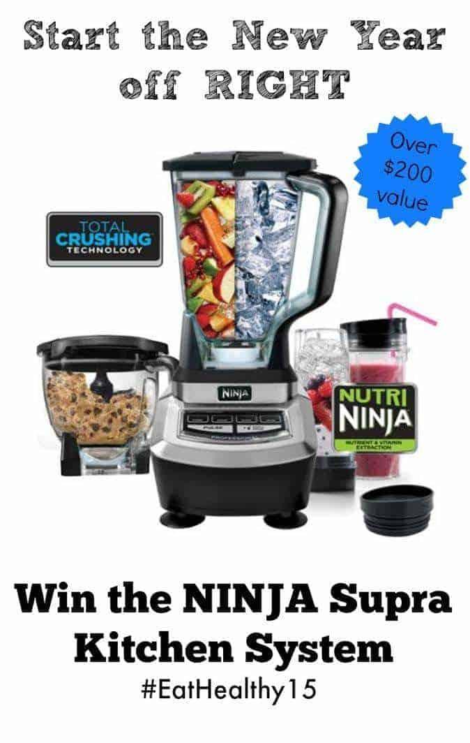 Nina Kitchen System Giveaway - Foodfaithfitness.com #giveaway