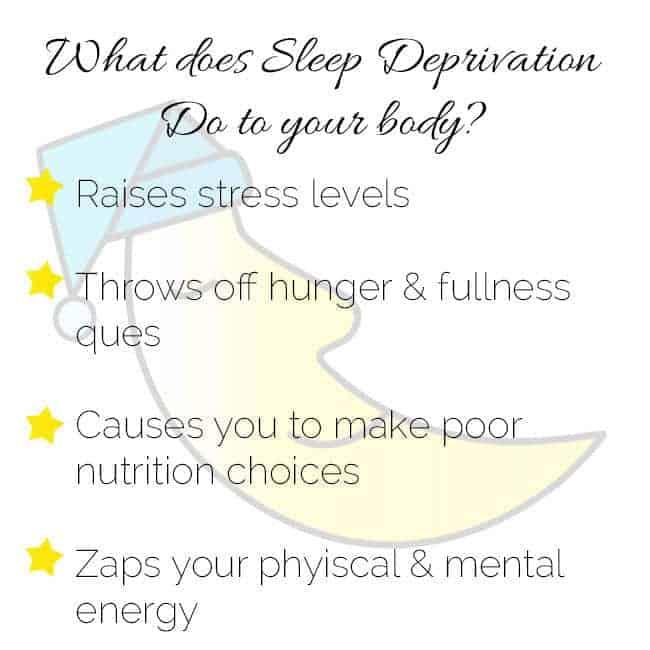 Simple Ways To Get More Sleep | Foodfaithfitness.com | #recipe