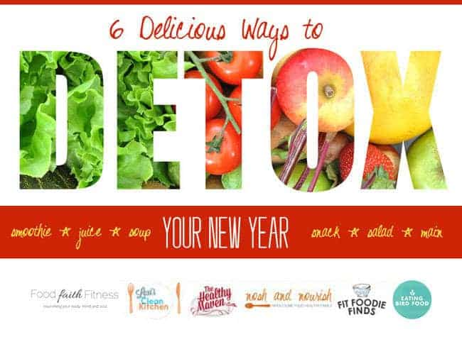 Detox Your New Year Recipe Roundup | Foodfaithfitness.com | #recipe