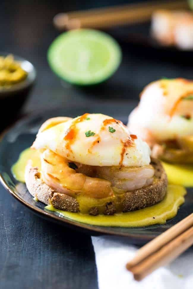 Thai Green Curry Eggs Benedict with Healthy Hollandaise Sauce - A Thai twist on the classic breakfast that is so easy and a whole lot healthier! | Foodfaithfitness.com | Thai Green Curry Eggs Benedict with Healthy Hollandaise Sauce - A Thai twist on the classic breakfast that is so easy and a whole lot healthier! | Foodfaithfitness.com | Thai Green Curry Eggs Benedict with Healthy Hollandaise Sauce - A Thai twist on the classic breakfast that is so easy and a whole lot healthier! | Foodfaithfitness.com | @FoodFaithFit