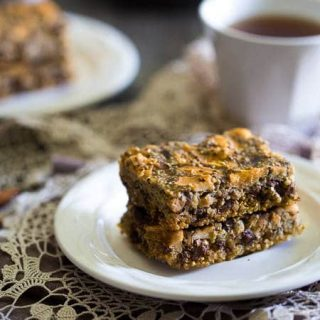 Slow Cooker Quinoa Energy Bar Recipe