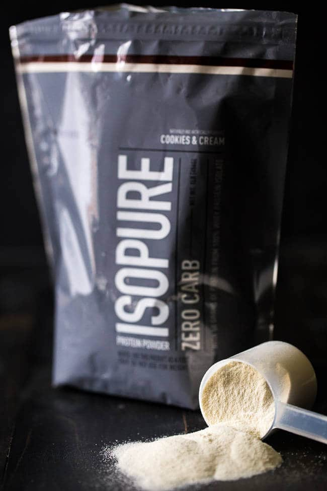 Isopure Whey Protein Isolate Review | Foodfaithfitness.com | @FoodFaithFit