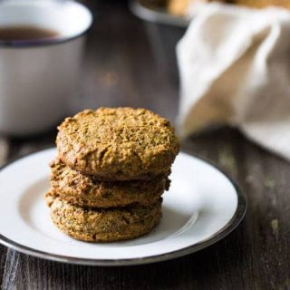 Paleo Breakfast Cookies with Kale + A VIDEO {Super Simple}