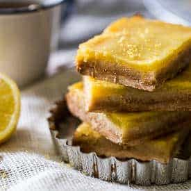 FS Paleo Lemon Bars