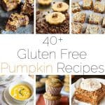 40+ Gluten Free Pumpkin Recipes