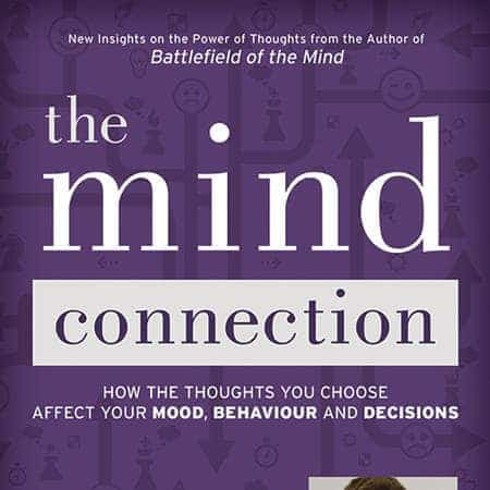 The Mind Connection by Joyce Meyer Book Review | Foodfaithfitness.com | @FoodFaithFit