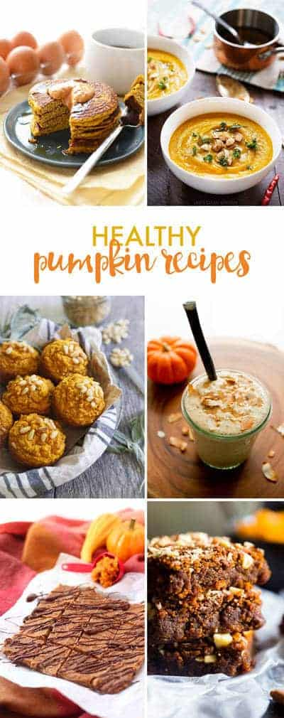 Healthy Paleo Pumpkin Recipes | Foodfaithfitness.com | @FoodFaithFit