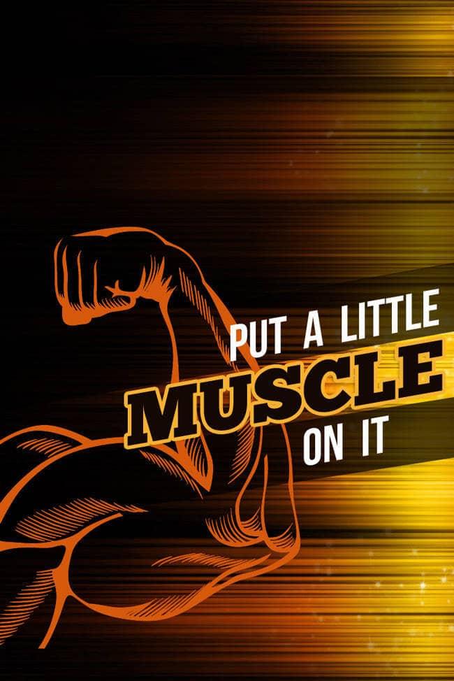 A fun, online fitness plan to help you pack on that muscle! | Foodfaithfitness.com | @FoodFaithFit