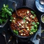 Smoky and Sweet Turkey Chili {Gluten Free}