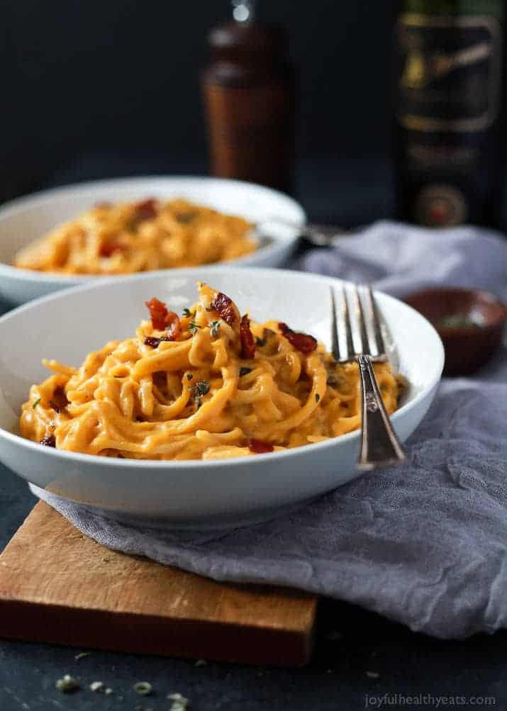 85+ Healthy, Gluten Free Thanksgiving Recipes for Everything But The Turkey | Foodfaithfitness.com | @FoodFaithFit