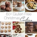 60 + Healthy, Gluten-free Christmas Cookie Recipes