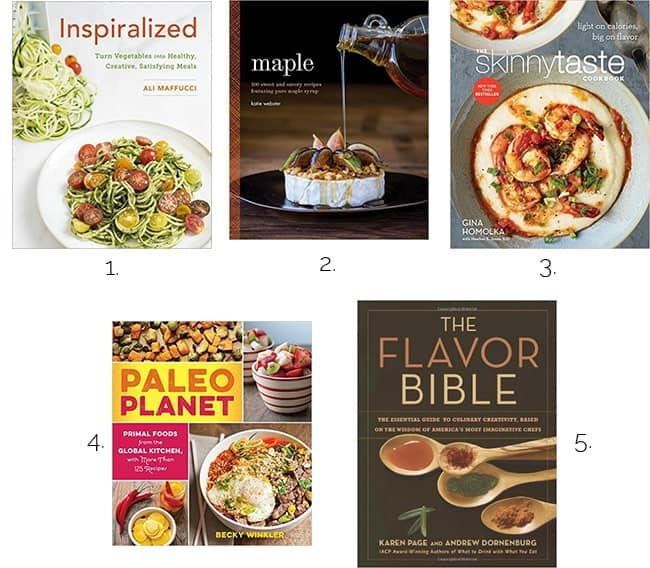 2015 Holiday Gift Guide for EVERYONE - Gifts for the health conscious foodie | Foodfaithfitness.com | @FoodFaithFit