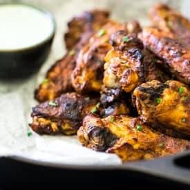 FS-tandoori wings