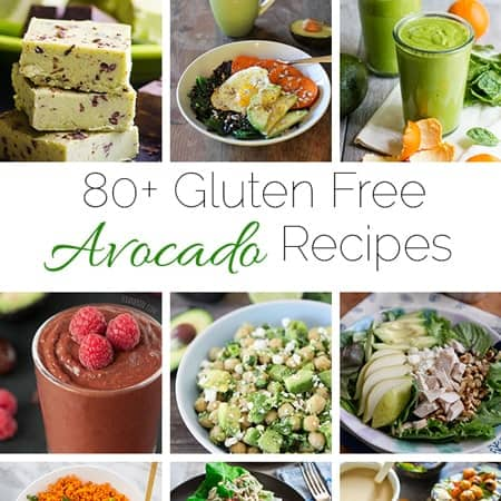 80+ Gluten Free, Healthy Avocado Recipes for ALL meals | Foodfaithfitness.com | @FoodFaithFit