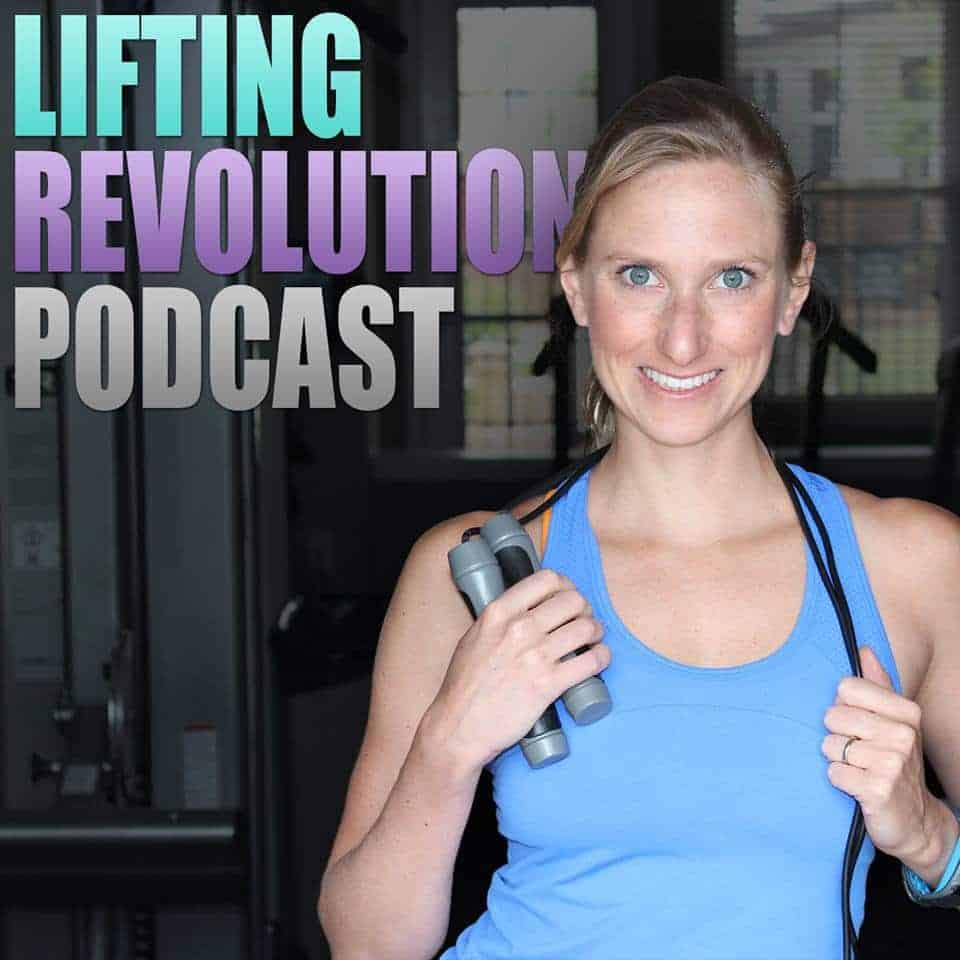 The Lifting Revolution Podcast - An Interview with Taylor of www.foodfaithfitness.com