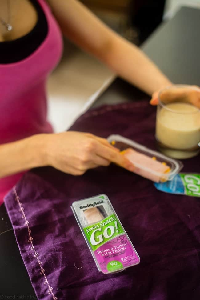 "How I use ""Ready Snack Go"" to Fuel My Workouts 