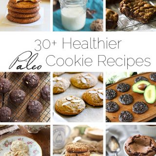 30+ Healthier Paleo Cookie Recipes