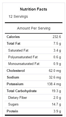 french-toast-bake-nutritional-information