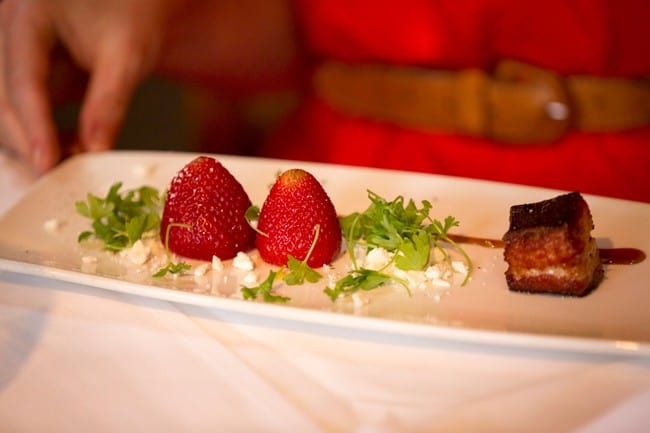"California Strawberries ""Get Real in Ca"" Recap 