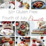50+ Gluten Free Fourth of July Desserts