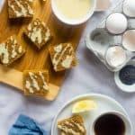 Lemon Poppy Seed Cake Bars In The Slow Cooker