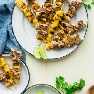 Easy Jerk Chicken Recipe with Pineapple