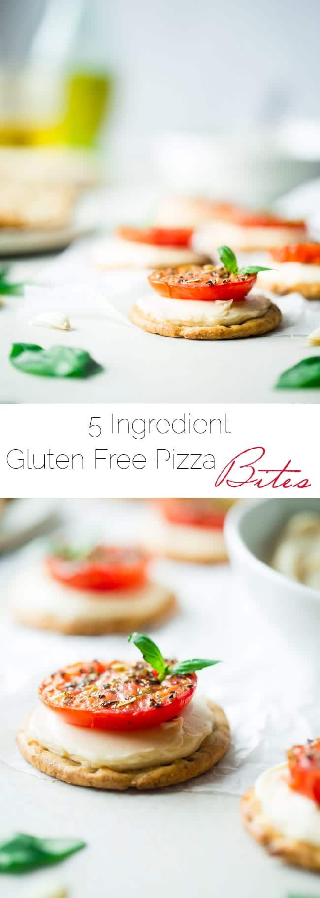 Pizza bites with only 5 ingredients food faith fitness