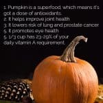 5 Health Benefits of Pumpkin + Recipe Ideas