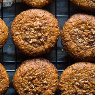 Pecan Pie Paleo Cookies