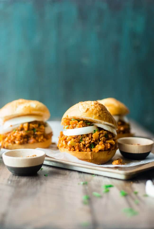 Vegan Sloppy Joes You Will Never Believe That This Quick And Easy One