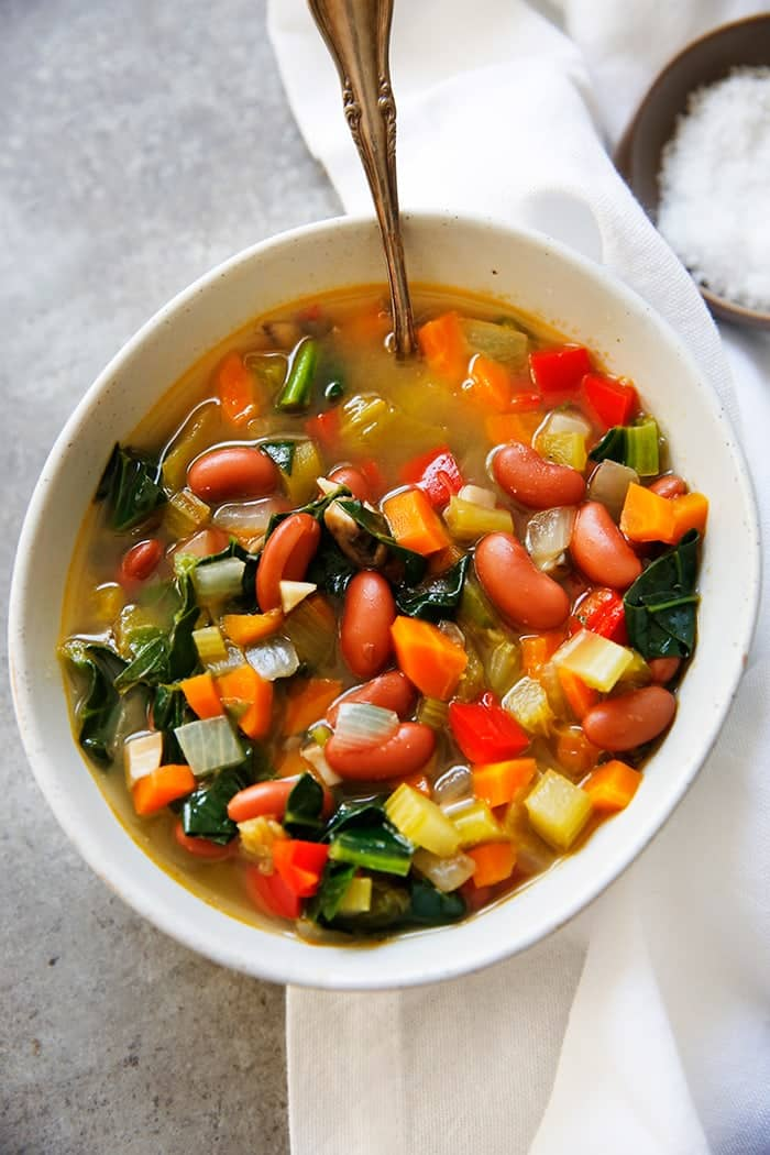 Paleo Thai Crock Pot Chicken Noodle Soup A Thai Twist On The Classic With Butternut