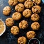 Cranberry Paleo Gluten Free Almond Butter Cookies