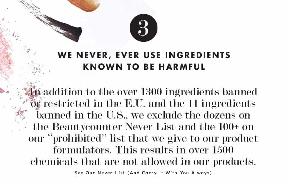 The best Non-Toxic, Safe Makeup | Foodfaithfitness.com | @FoodFaithFit
