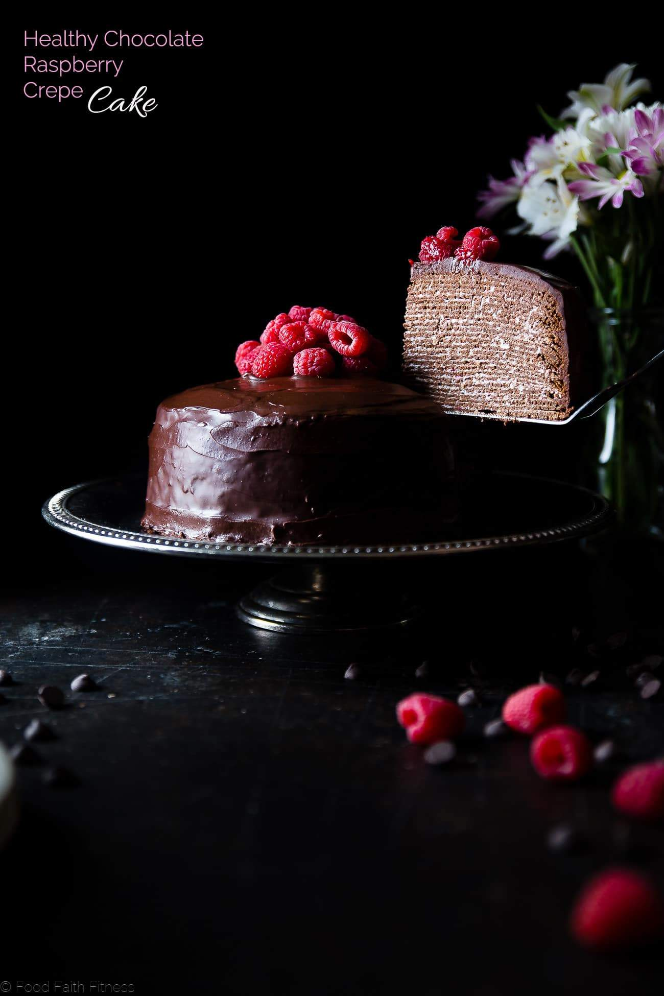 Best Dark Chocolate Raspberry Cake Recipe