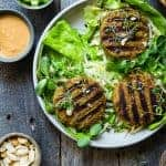 Thai Veggie Burger Recipe with Curry