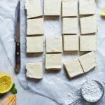 No Bake Paleo Lemon Bars